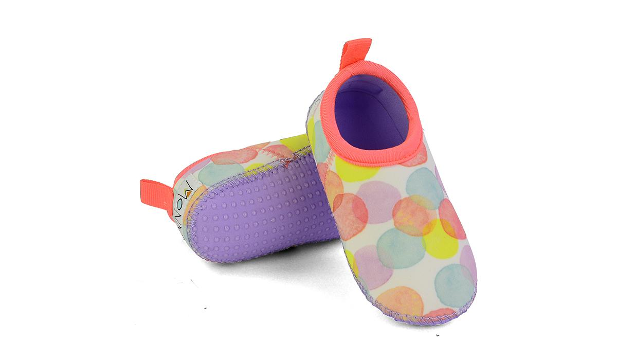 MINNOW DOTTY TODDLER BEACH SHOE
